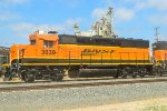 BNSF 3039 in it's new colors