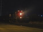 CN 2656 midnight switching