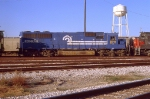 CSX 8711 by the Cargill plant