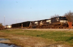 NS NB intermodal