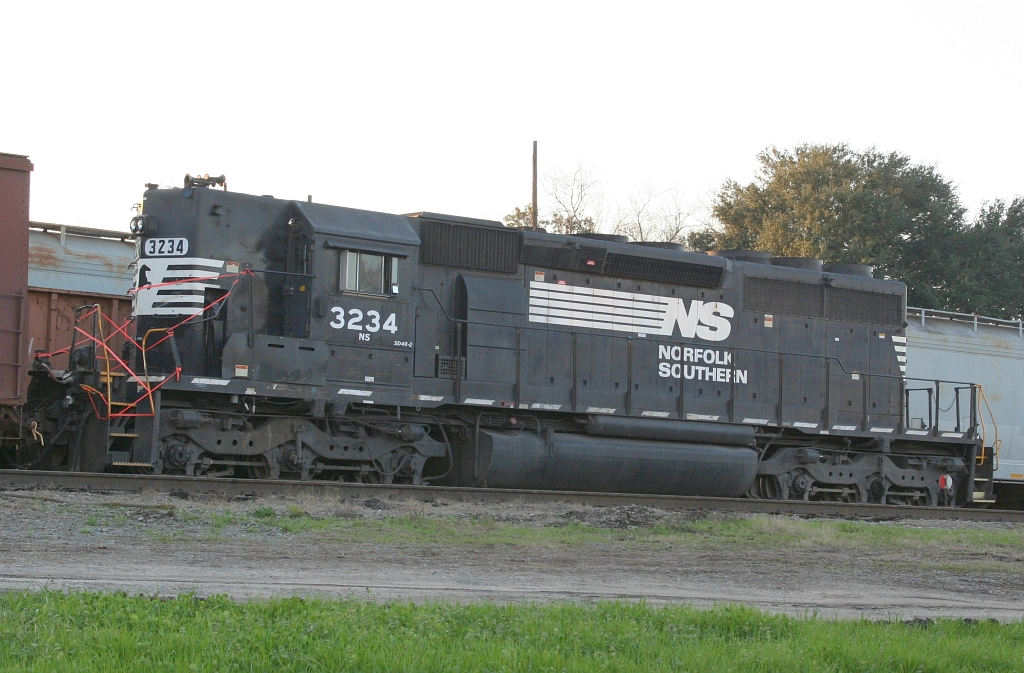 Wounded classic NS 3234